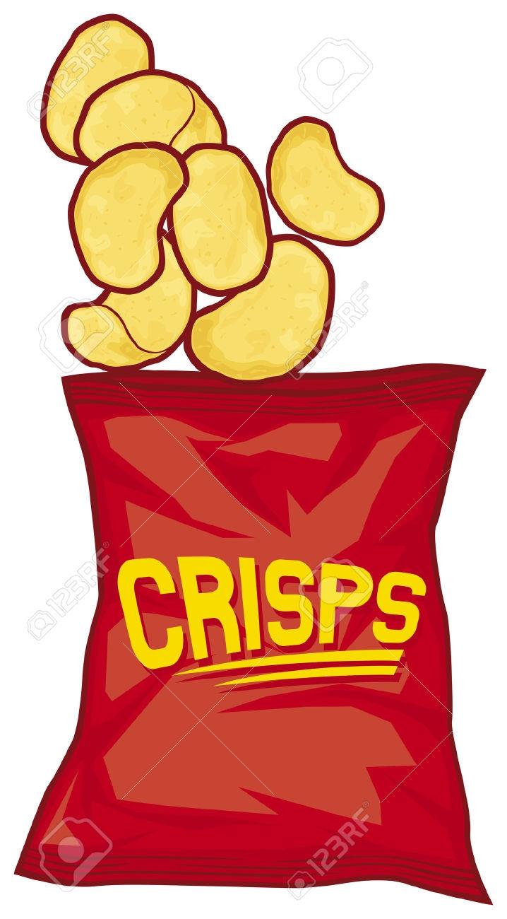 Best of gallery digital. Chips clipart cartoon