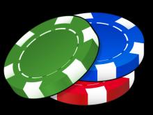 Poker illustration apprenticeofart alarm. Chips clipart casino