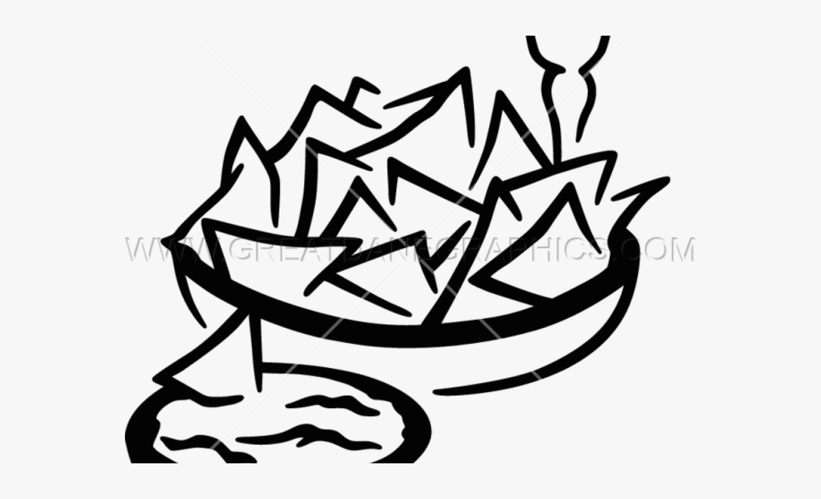 Silhouette potato free . Chips clipart chip line