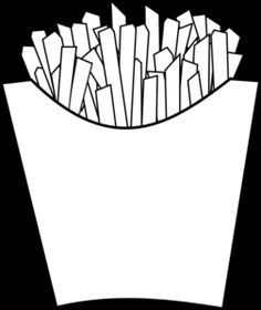 Chips clipart chip line. Packet pencil and in