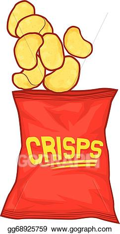 Chips clipart chip packet. Bags of cliparts jaguar