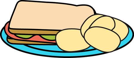 Sandwich clipart sandwich chip. And chips clip art