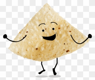 Here s a tortilla. Chips clipart corn chip