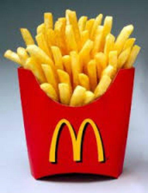 best mcdonald s. Chips clipart fry mcdonalds