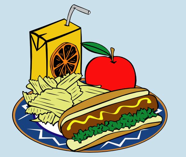 Chips clipart hot dog. Hotdog apple juice mustard