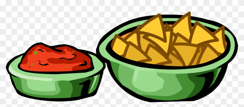 Chips clipart nacho chip. Nachos guacamole and salsa