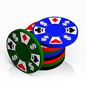 chip clipart poker