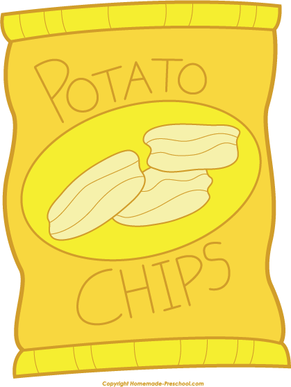 Free picnic click to. Chip clipart potatoe chip