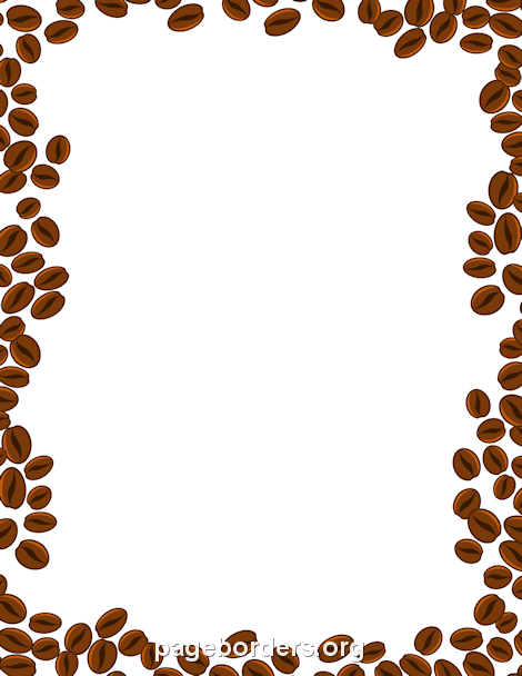 Free brown cliparts download. Chocolate clipart border