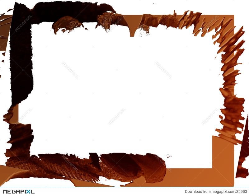 Splash illustration megapixl. Chocolate clipart border