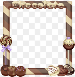 Png vectors psd and. Chocolate clipart border