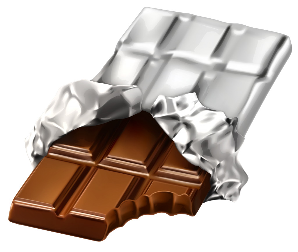 Chocolate clipart brown chocolate. Picture the transfer tutor