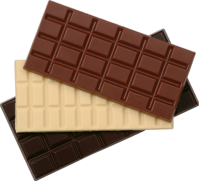 Chocolates gallery isolated stock. Chocolate clipart brown object
