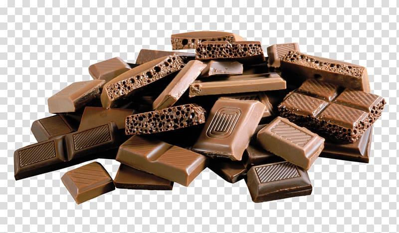 Truffle white bar fudge. Chocolate clipart bunch