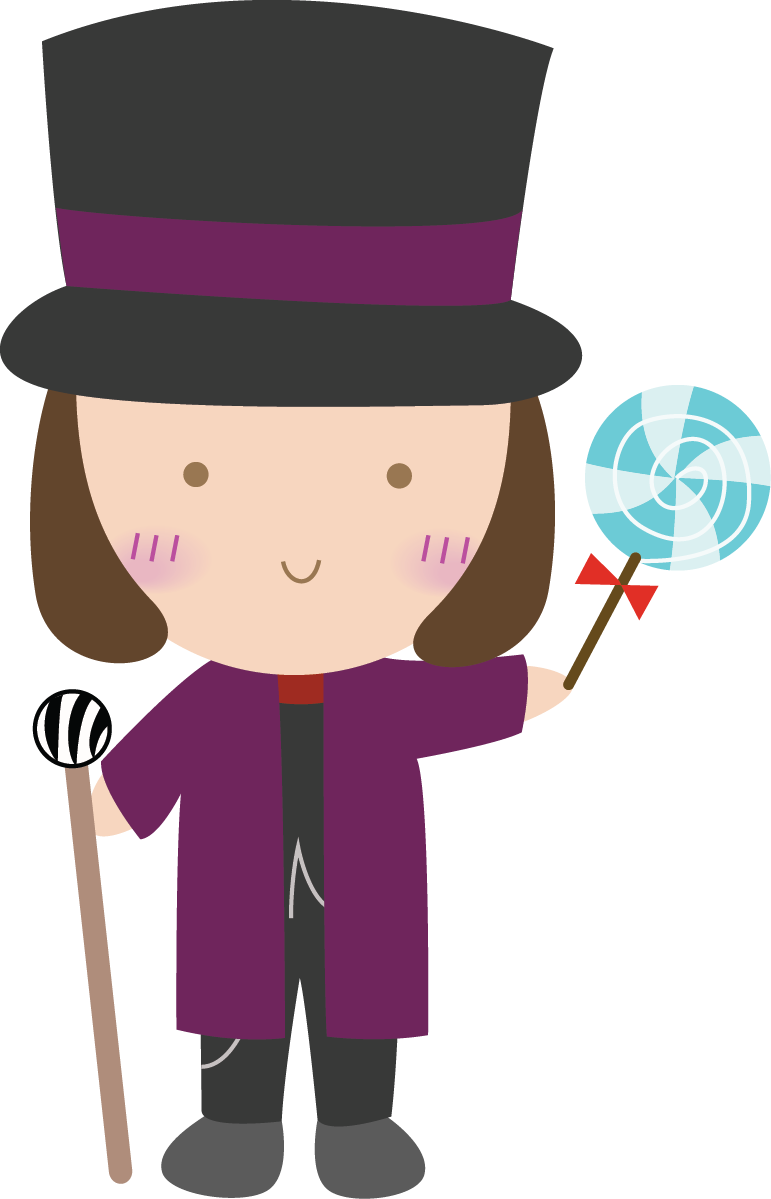Willy wonka and the. Taste clipart sensory memory
