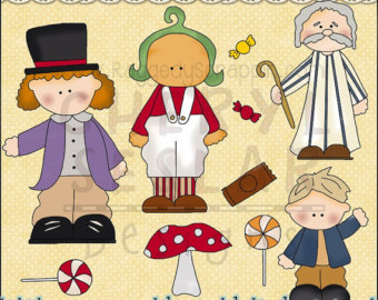 Willy wonka clip art. Chocolate clipart charlie and the chocolate factory