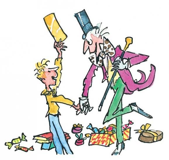 Willy wonka and the. Factory clipart candy factory