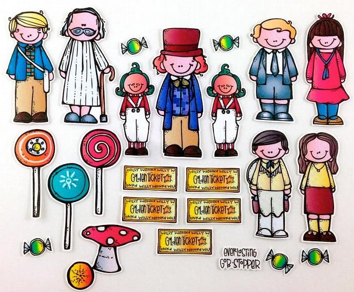 Pin on melonheadz mania. Chocolate clipart charlie and the chocolate factory