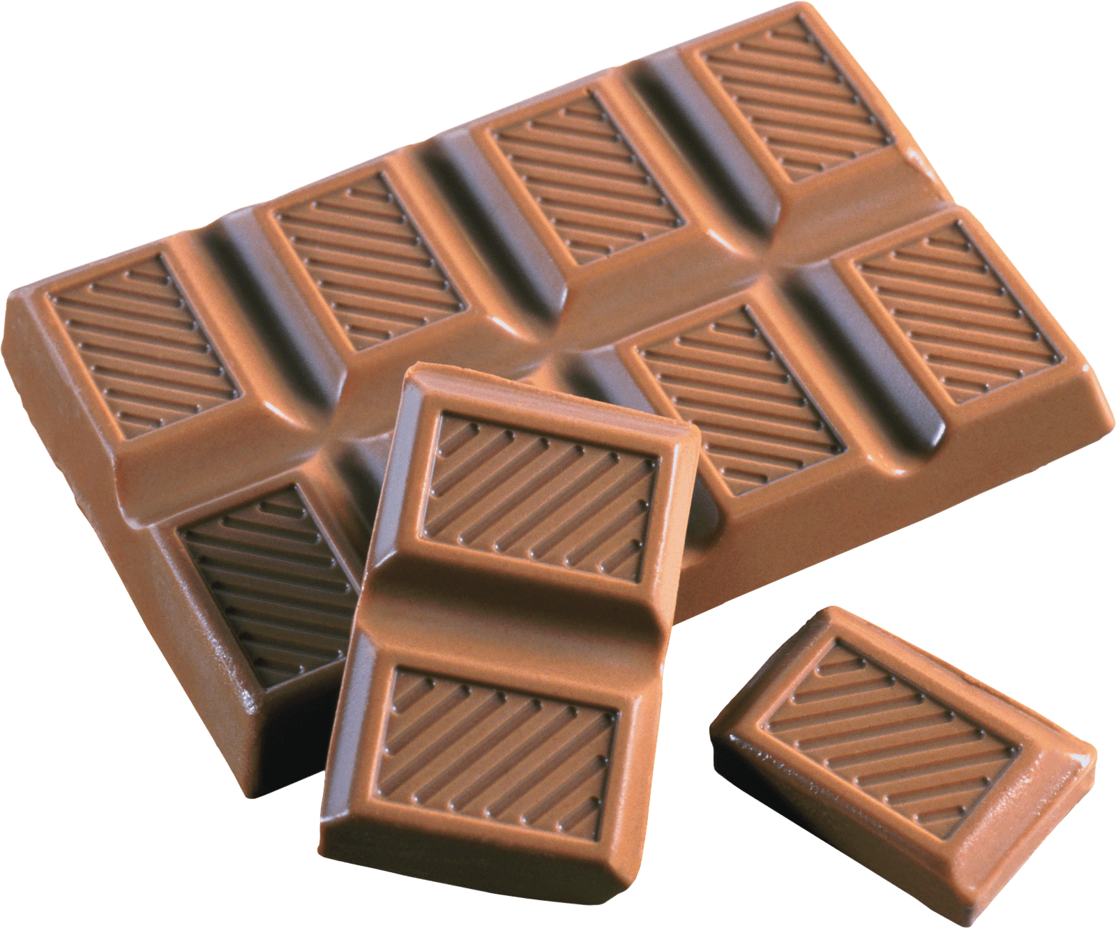 Chunks tablet transparent png. Chocolate clipart clear background