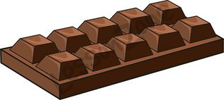 Chocolate clipart clear background.  collection of transparent