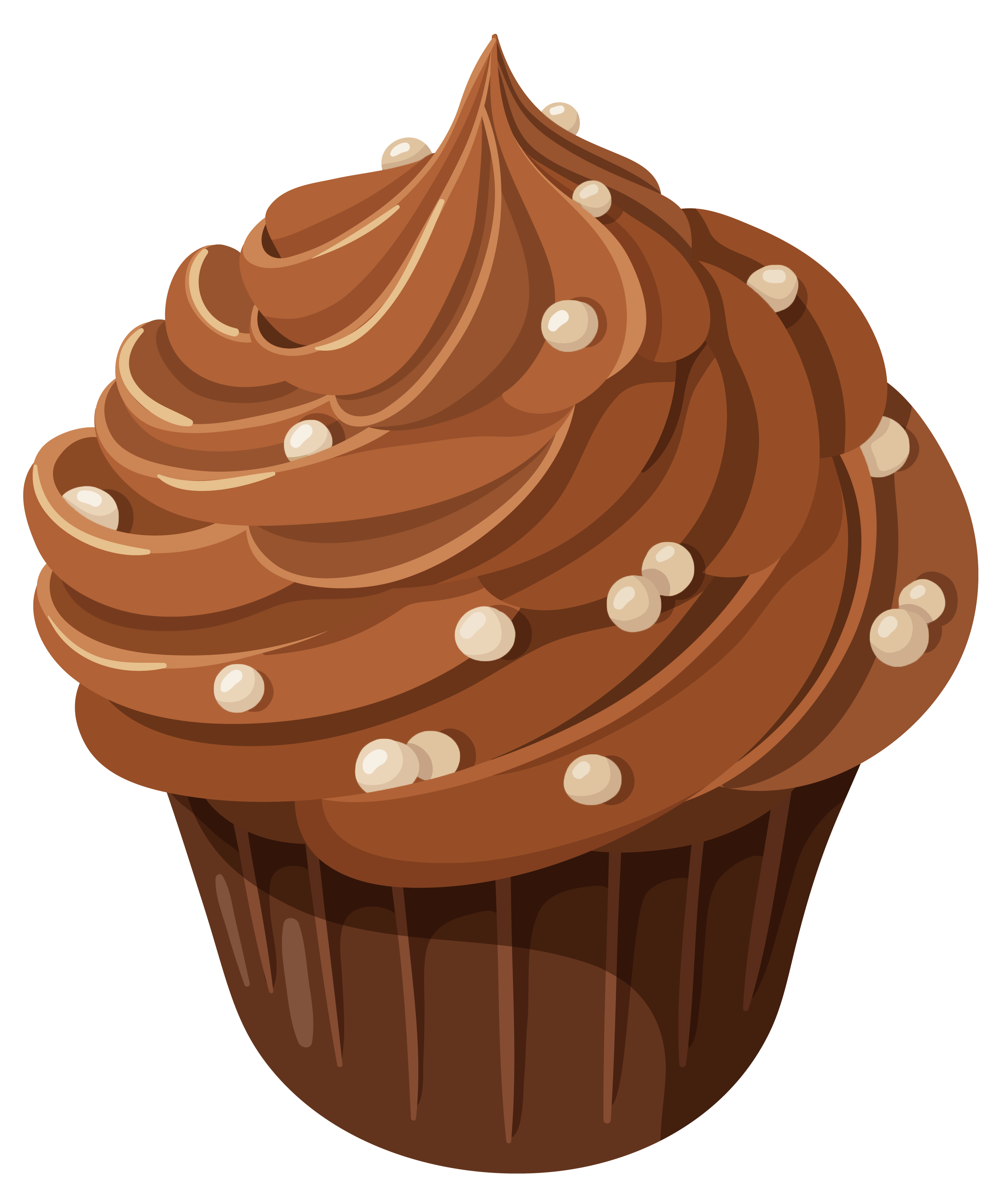 Chocolate clipart clear background. Cake png