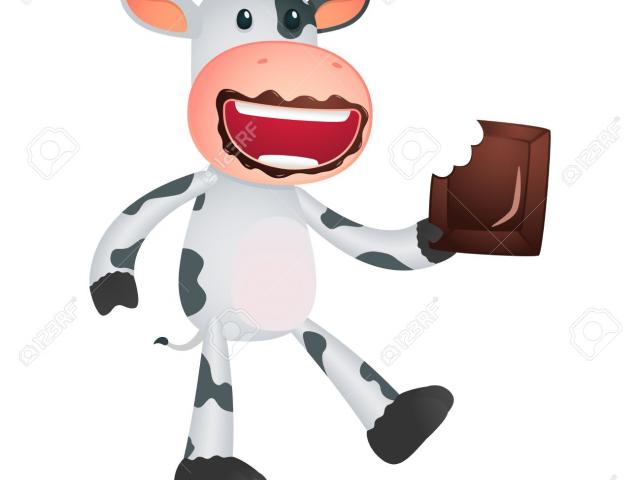 Cows clipart chocolate. Free cow download clip