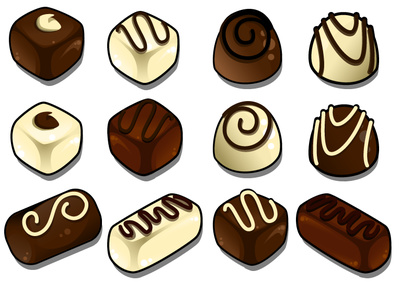 Chocolate clipart cute. Shop