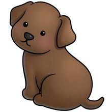 Free yellow labrador cliparts. Clipart puppy 4 puppy