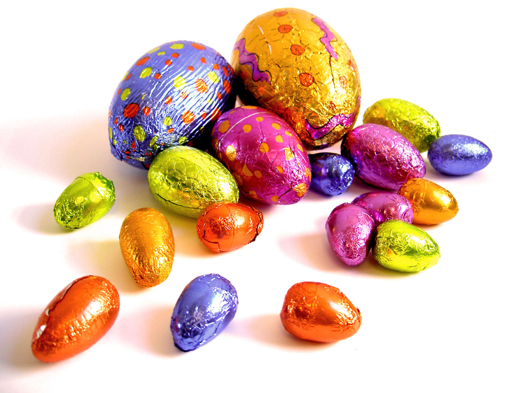 Chocolate clipart easter. Photo eggs img