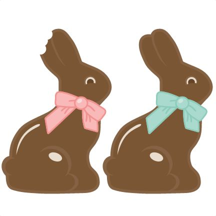 best images on. Chocolate clipart easter
