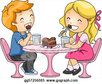 Chocolate clipart kid. Eating clip art images
