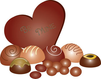 Candy clipartix . Chocolate clipart kid