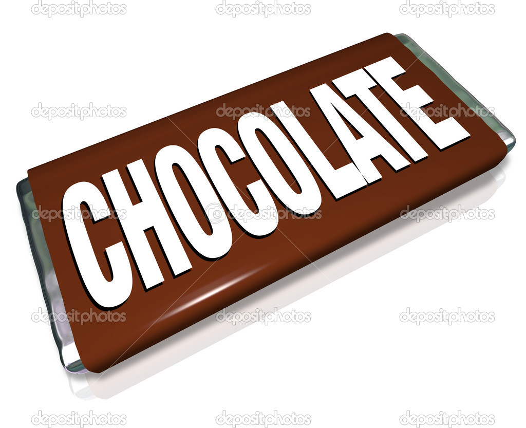 Bar cliparts free download. Words clipart chocolate
