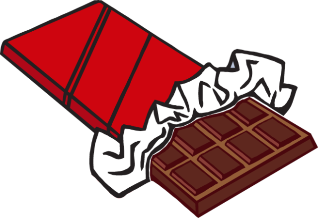 Clip art free panda. Chocolate clipart