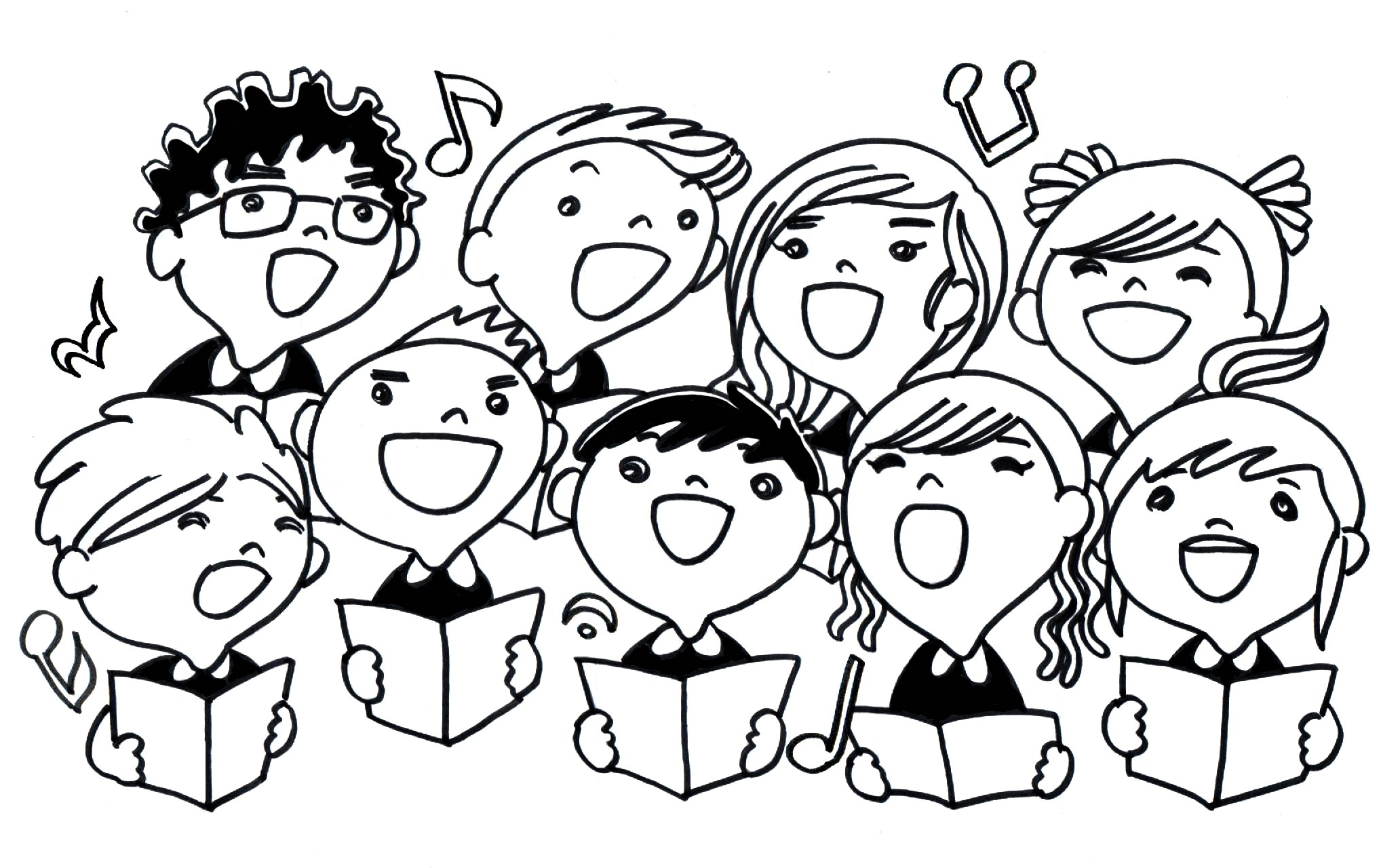 Choir clipart african american. Awesome gallery digital collection