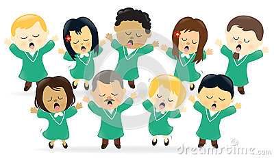 Choir clipart animated. Clip art free download