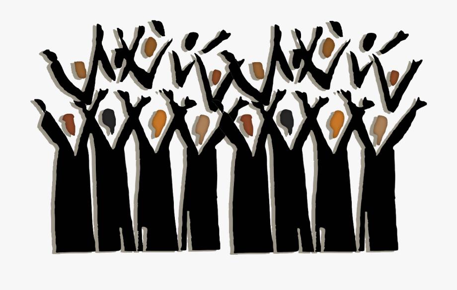 Choir clipart anniversary. Men s chorale free