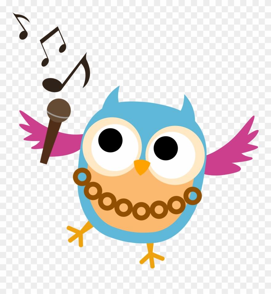 Graphic transparent vocal solo. Choir clipart cartoon