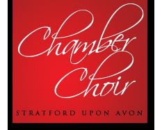 Choir clipart chamber choir. Stratford upon avon