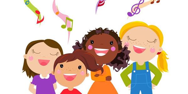Children s christmas eve. Choir clipart child choir
