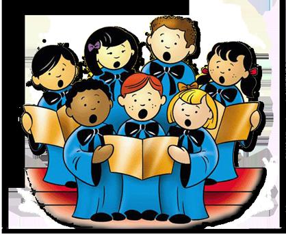 Children s choirs childrens. Choir clipart child choir