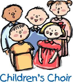 Children s st edward. Choir clipart child choir