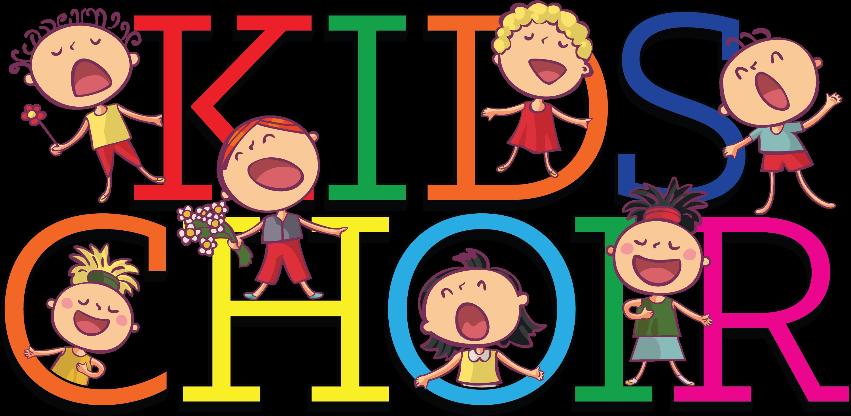 Choir clipart children's. Sign up for kids