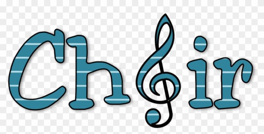 Music notes chorus special. Choir clipart choir note