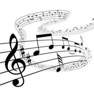 Concert meadow elementary the. Choir clipart choir note