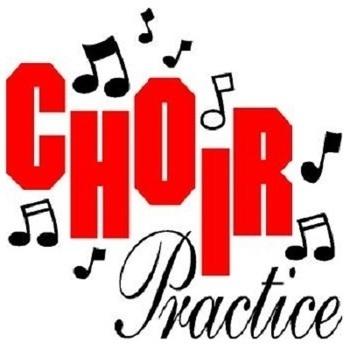 Choir clipart choir practice. Saint michael catholic church