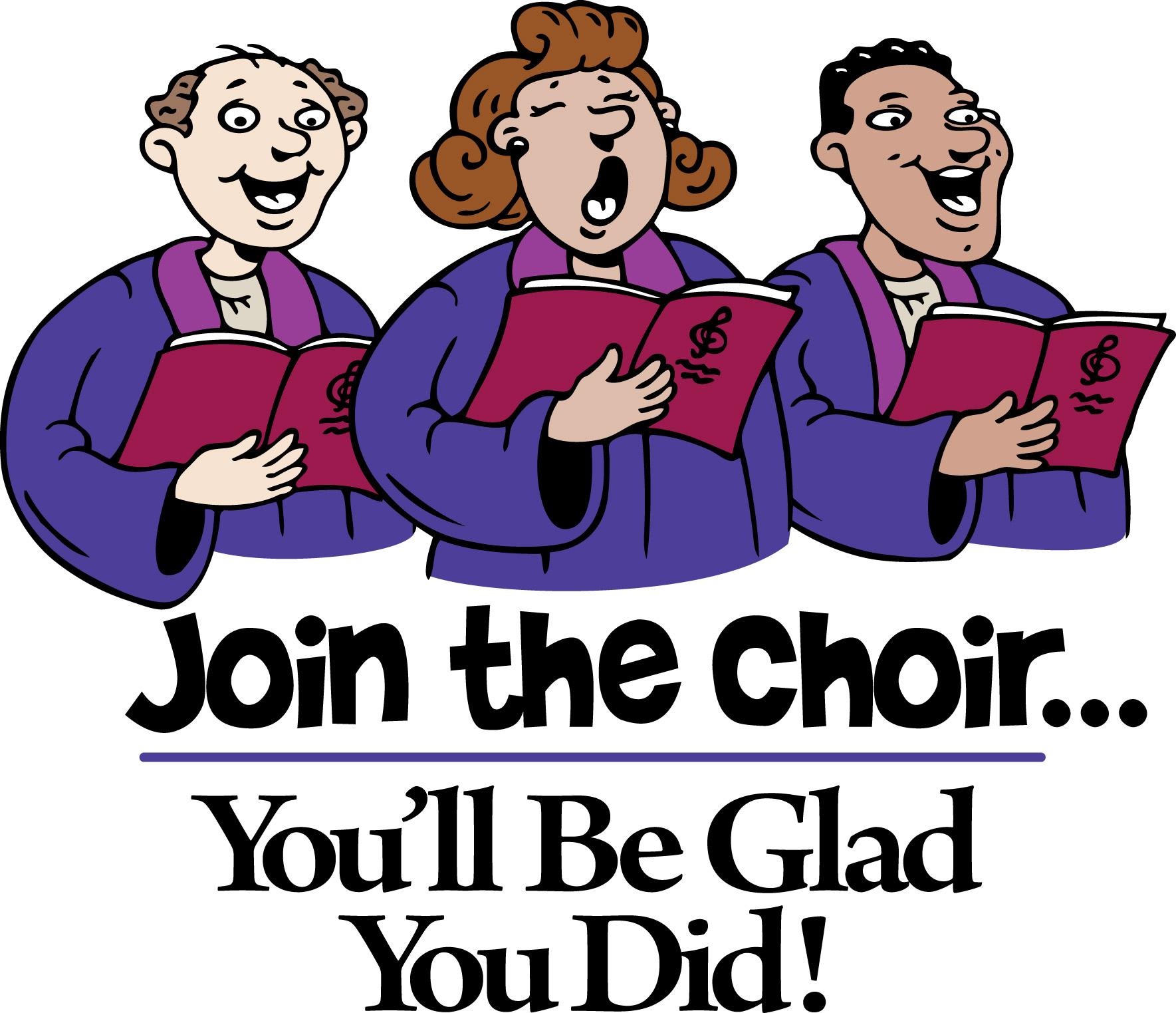 Rehearsal september may saint. Choir clipart choir practice