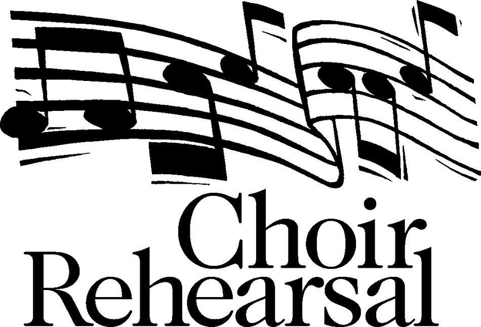 Choir clipart choir rehearsal. Portal