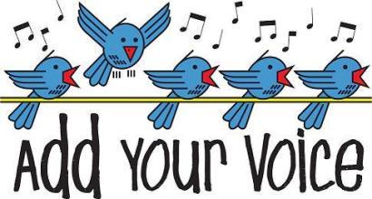Volunteers needed . Choir clipart choir rehearsal