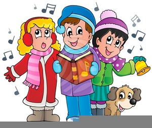 Free images at clker. Choir clipart christmas